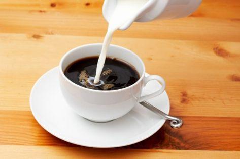 Калорийность кофе натурального без сахара с молоком