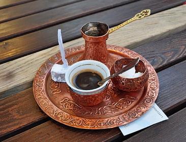 рецепт кофе по восточному