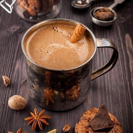 Специи, добавленные в кофе