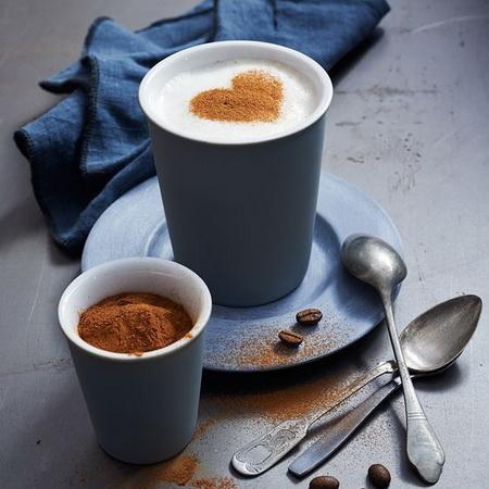 Добавим в кофе какао