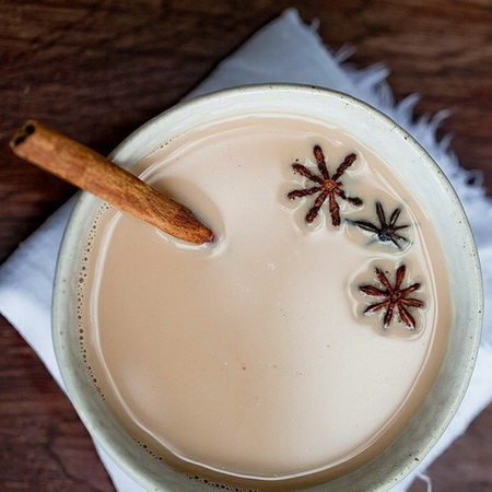 Добавим в кофе ваниль