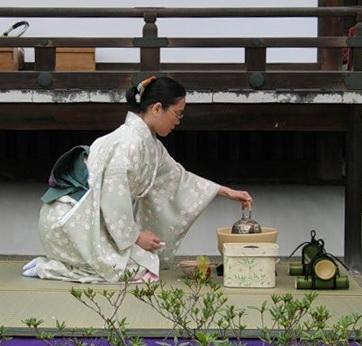 Восточная чайная церемония