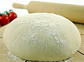 Тесто из толченки пирог