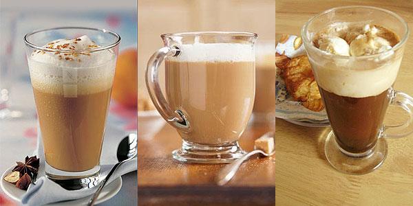 для кофе молочные коктейли рецепты фото