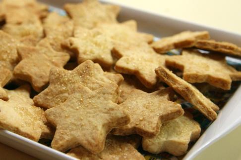 Печенье звездочки рецепты с фото
