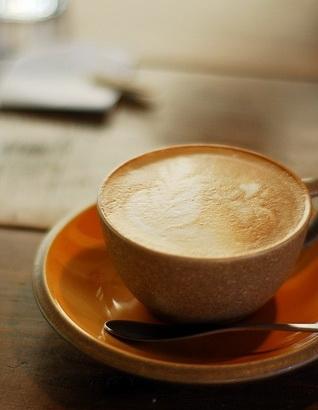 Как сделать кофе с пенкой но без молока
