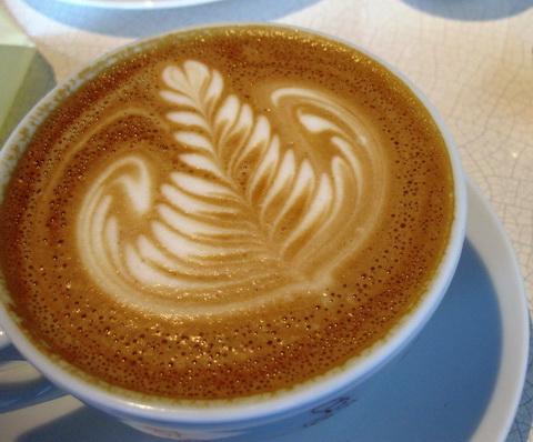 Кофе с чашкой своими руками