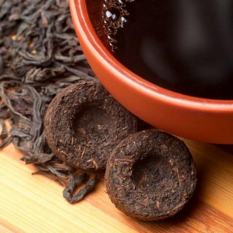 китайский чай шу пуэр отзывы